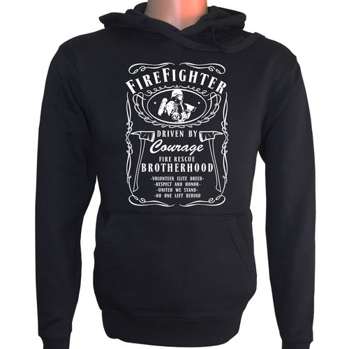 Kapuzenpulli-FIREFIGHTER