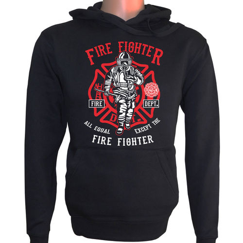 Kapuzenpulli-FIRE-FIGHTER