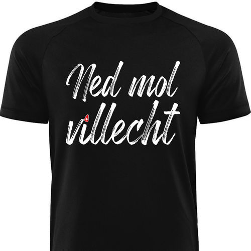 NED MOL VILLECHT,    Herrenshirt