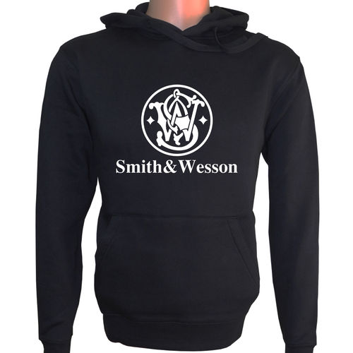 Kapuzenpulli-SMITH-WESSON-LOGO